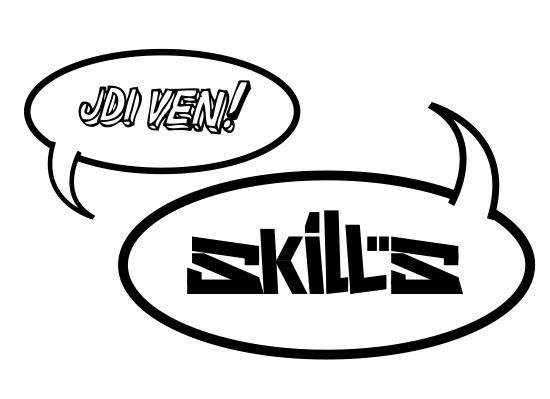 Skills – evangelizace streatwearu
