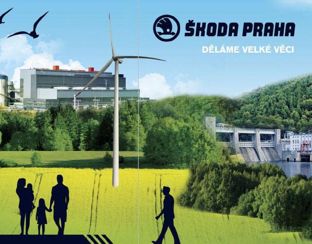 Škoda Praha a.s. – výstavní expozice Milano